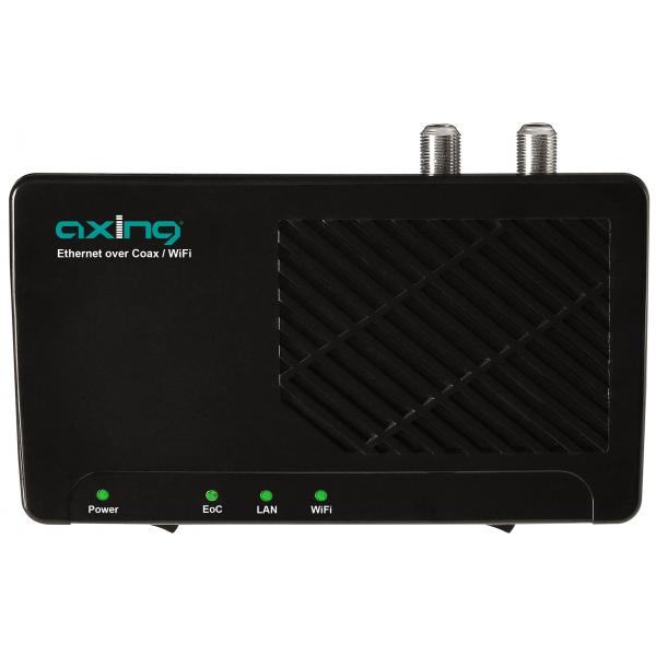 Axing EOC 2-01 Ethernet over Coax Modem/Wifi