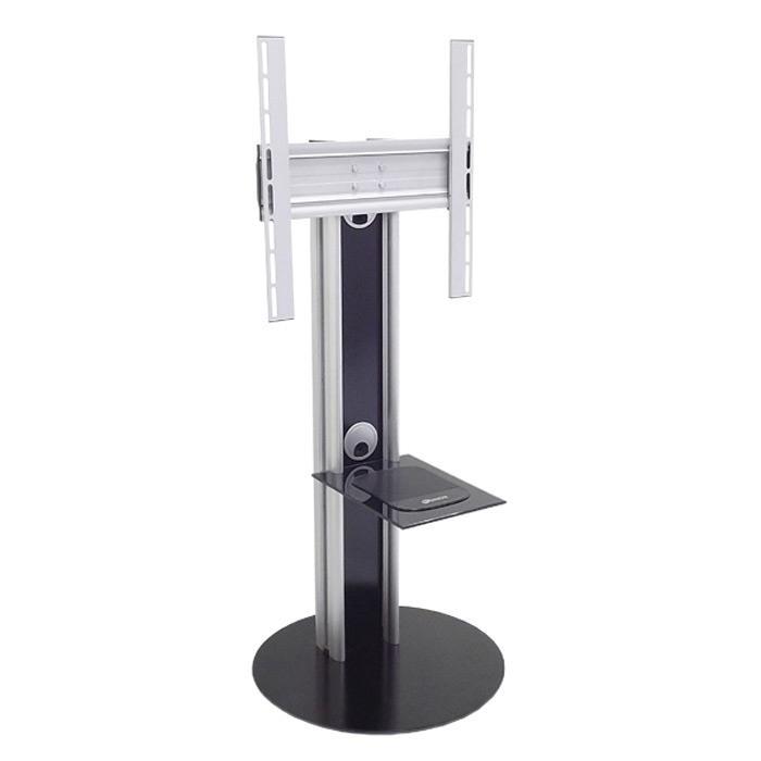 360 Grad drehbarer TV-Ständer für Flachbildschirme von 26-42 Zoll ...
