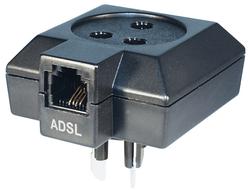 K1 GmbH TA3Fi Adapter ADSL-Modem-Splitter