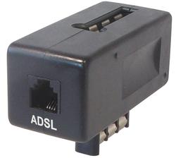K1 GmbH TA3FR Adapter ADSL-Modem-Splitter