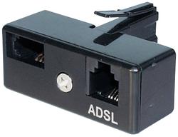 K1 GmbH TA3GB Adapter ADSL-Modem-Splitter