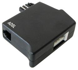 K1 GmbH TA3GR Adapter ADSL Modem Splitter