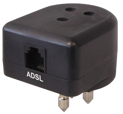 K1 GmbH TA3iT Adapter ADSL-Modem-Splitter