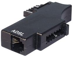 K1 GmbH TA3OE Adapter ADSL-Modem-Splitter