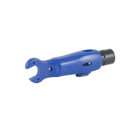 Kathrein ZAW 16 Abisolierwerkzeug mit 11mm Schlüssel
