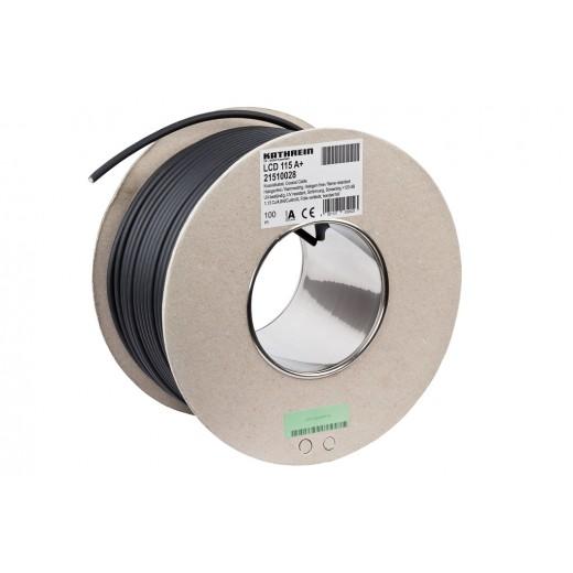 Kathrein LCD 115 A+ Koaxkabel,100m Spule