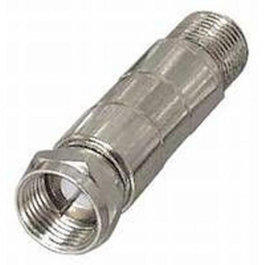 FDG 12 - 12 dB Festdämpfungsglied ohne rückwertigen DC-Durchlass