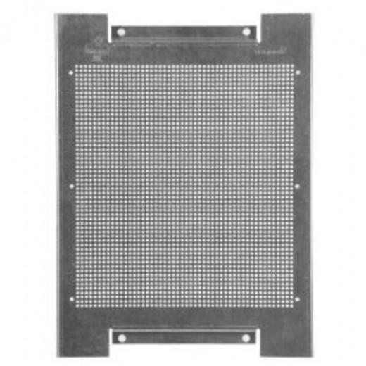 MP 4060-14 Montagelochplatte f. 400x600 Innenschrank