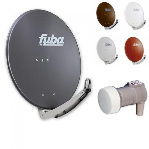 Fuba Digital Sat-Anlage 1 Teilnehmer | Fuba DAA 780 Sat-Antenne + DEK 106 LNB