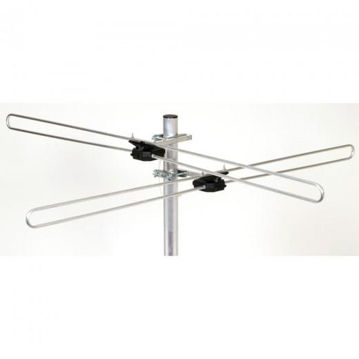 ASCI UKW 400 UKW-Kreuzdipol-Antenne