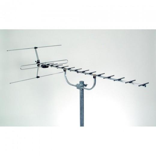 ASCI VUF 117 VHF/UHF-Kombi-Antenne
