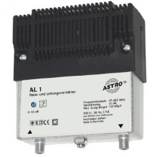 Astro AL 1 BK-Verstärker 20 dB