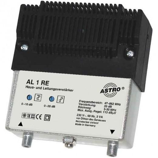 Astro  AL 1 RE BK-Verstärker 20dB