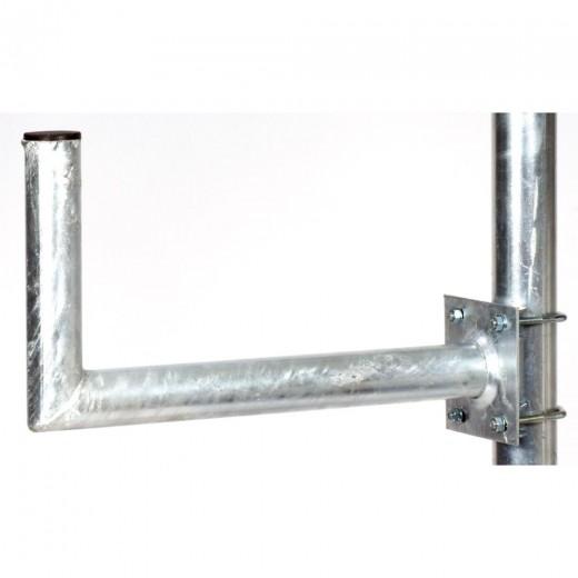 ASCI WMS 450 Winkel-Mast-Ausleger aus Stahl mit 450 mm Auslage