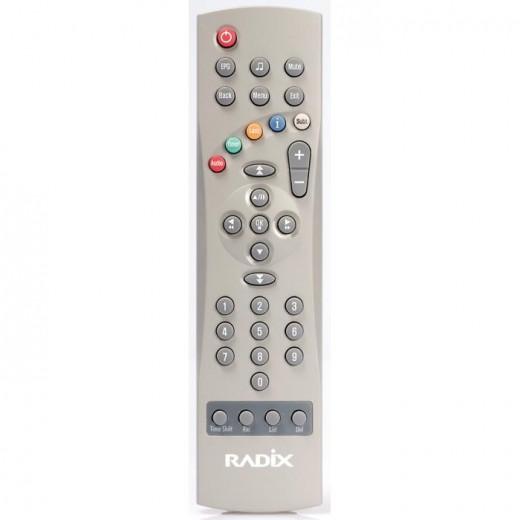 Radix DT 5300 HDD Fernbedienung für DT 5300 HDD