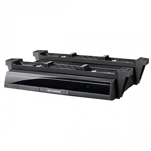 Kathrein UFS 946 sw/CI+ HDTV-Sat Receiver | CI+, IR-Sensor, 230/12V