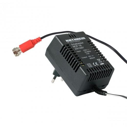 Kathrein NCF 18 Netzteil 18V 800mA mit F-Anschluss | für Kathrein Sat-Komponenten