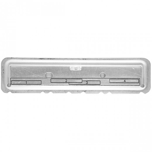 Kathrein ZAS 90 Multifeed-Adapterplatte(3-fach)