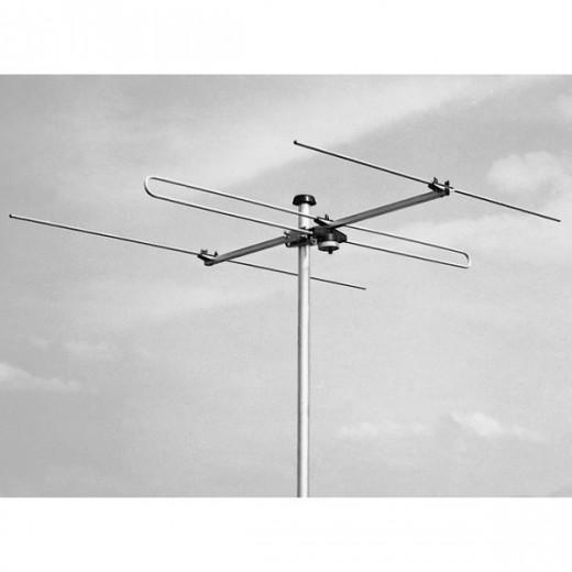 Kathrein ABE 01 UKW-Antenne, 3 Elemente