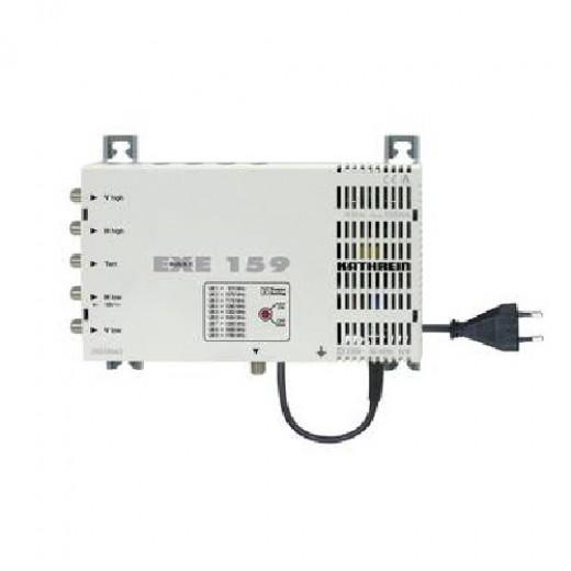 Kathrein EXE 159 Einkabel-Multischalter | 8 Teilnehmer, 1 Satellit, kaskadierbar