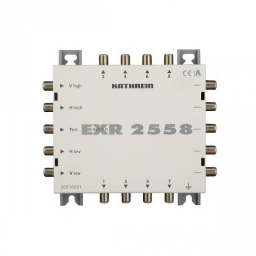 Kathrein EXR 2558 Multischalter 5/8,kaskadierbar