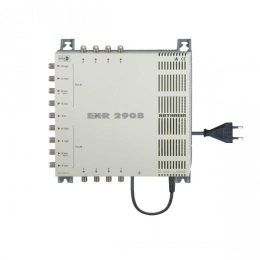 Kathrein EXR 2908  Basis- Multischalter 9/8, Netzteil, kaskadierbar