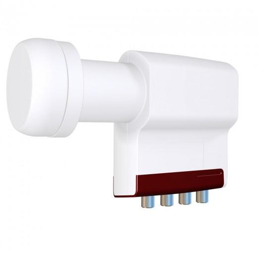 Inverto Red Extend Quattro LNB IDLR-QUTL40-EXTND-OPP für Multischalterbetrieb