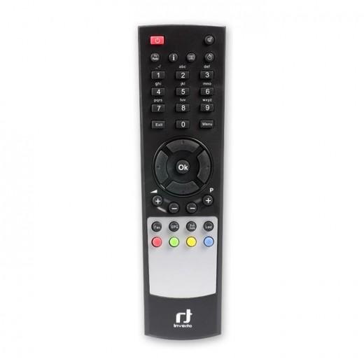 Inverto Fernbedienung Scena 2 Originalfernbedienung für Scena2, IDL2065S und IDL2065T Geräte