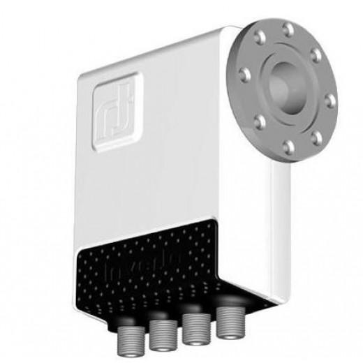 Inverto IDLP-001QTF Quattro-Universal-LNB 0,3dB mit Flansch-Anschluss