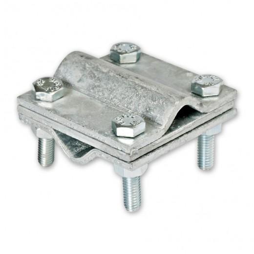 Fuba DKV 350 Kreuzverbinder für Erdungskabel bis 16mm
