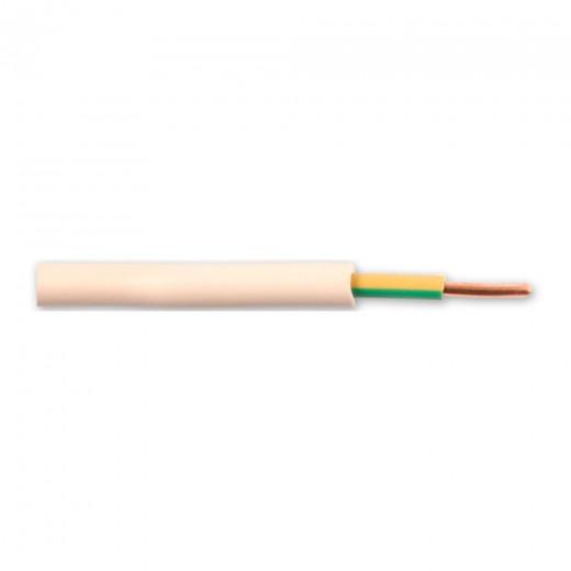 Fuba DEL 040  - 100m-Rolle eindrähtiger Kupferleiter 4mmª Querschnitt zur Erdung von Antennenanlagen nach DIN 50083-1 (VDE 0855/Teil 1)