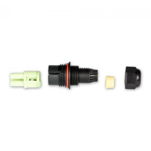 Fuba SHZ 100 Ersatz-Kabelstecker für Antennenheizungen der AHZ-Serie