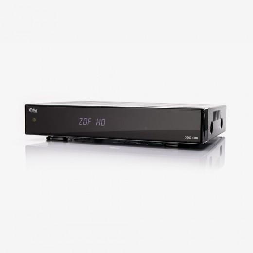 Fuba ODS 400 HDTV Twin Sat-Receiver Full HD mit Internetfunktion