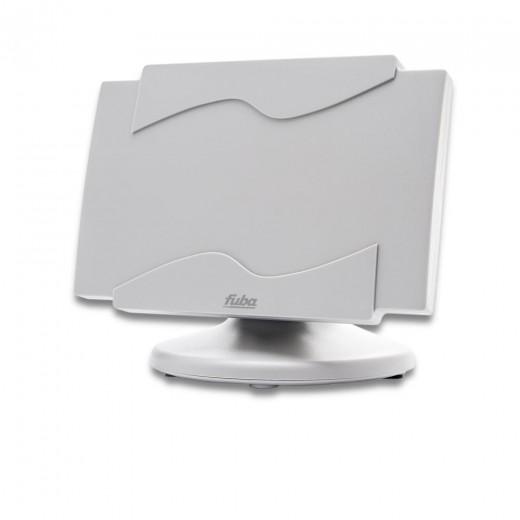 Fuba DAT 650 DVB-T2 HD aktive Innen-/Außenantenne | wasserfest, 16-19 dB Verstärkung