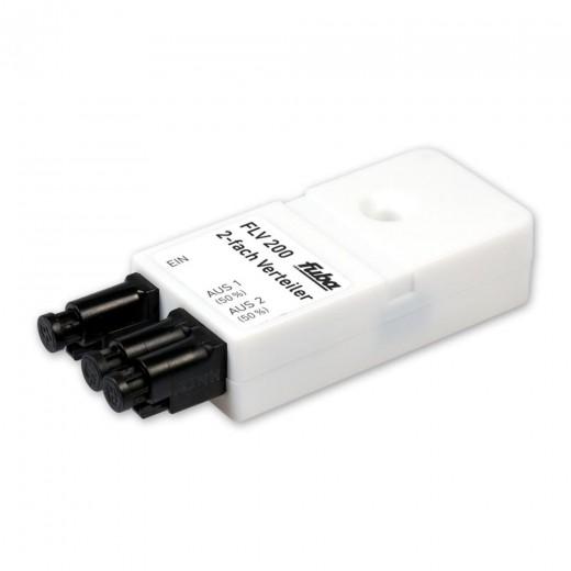 Fuba FLV 200 optischer 2-fach LWL-Verteiler für MATV-Anwendungen