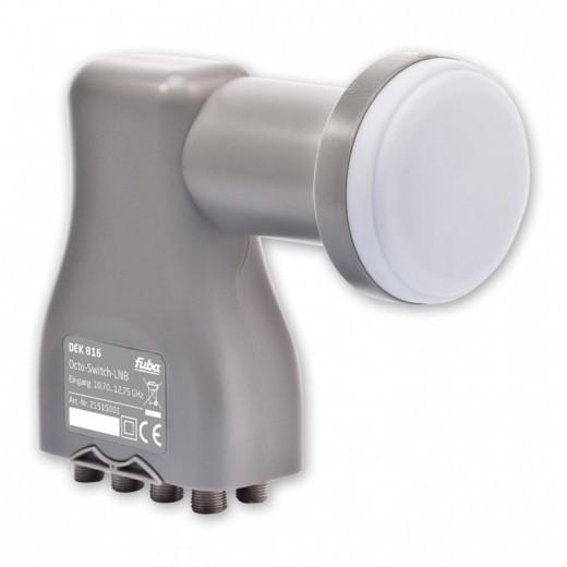 Fuba DEK 816 Octo-Switch LNB für 8 Anschlüsse
