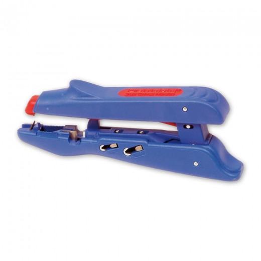 ASCI Duo-Crimp Nr. 300 Abisolierer und Crimpwerkzeug