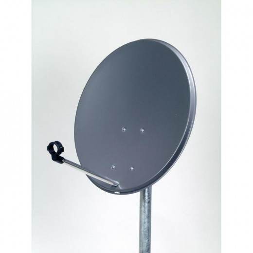 OFA 401 C - hochwertige Satellitenschüssel Aluminium graphit 40cm