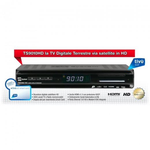TELE System TS 9010 HD TIVU