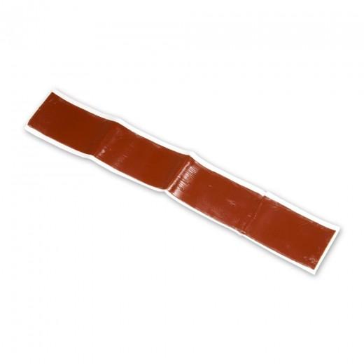 Fuba DMS 800 R selbstschweißendes rotes Dichtungsband für maximal 76mm Rohrdurchmesser
