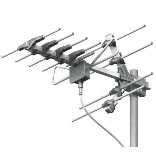 Fuba DAT 4520 20 Elemente UHF-Band-IV+V-Antenne
