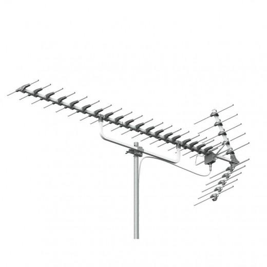 Fuba DAT 4583 83 Elemente UHF-Band-IV+V-Antenne.