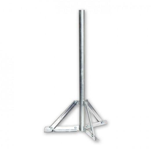 Fuba DSG 100 Standgestell für Sat-Antennen | feuerverzinkt, bis 120cm Durchmesser