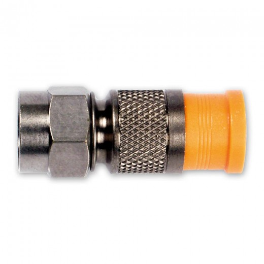Fuba OVZ 052 F-Stecker für 3,2 mm Dielektrikum