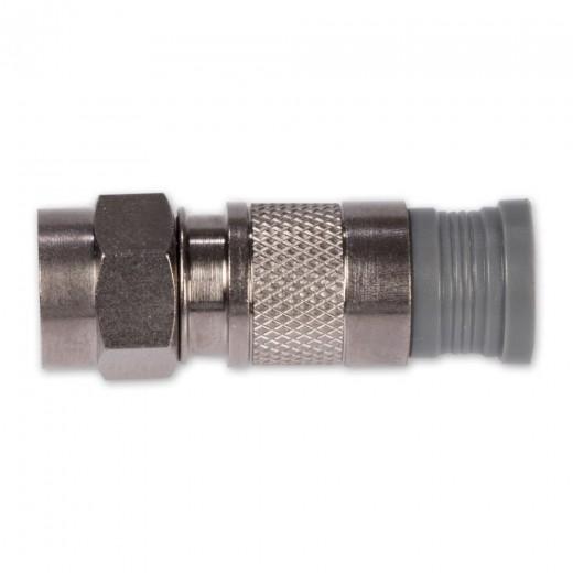 Fuba OVZ 062 F-Stecker für 4,8 mm Dielektrikum