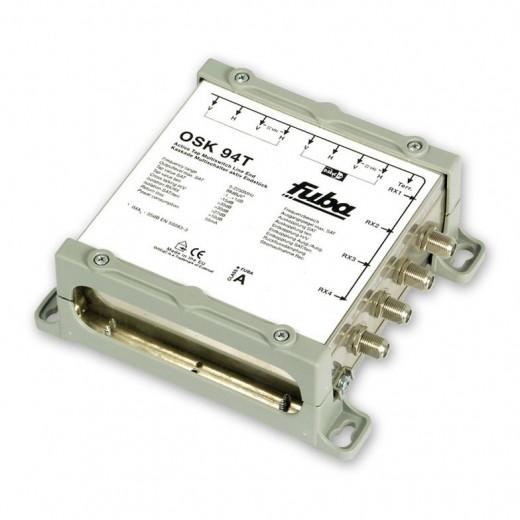 Fuba OSK 94 T Multischalter 9 auf 4 Endkaskade