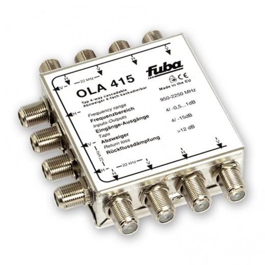 Fuba OLA 415 passiver Abzweiger für 4 Satelliten-Ebenen