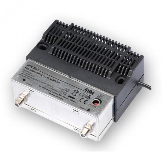 Fuba VKE 201 Hausanschluss-Verstärker mit 20 dB Verstärkung