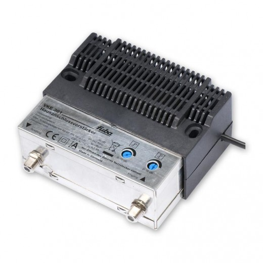 Fuba VKE 301 Hausanschluss-Verstärker mit 30 dB Verstärkung