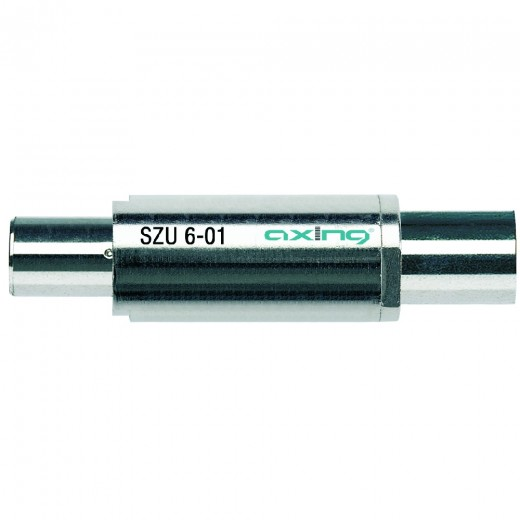 Axing SZU 6-01 Überspannungsschutz | IEC-Anschlüsse